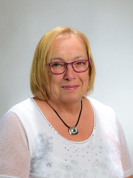 Elisabeth Christ von der WVE