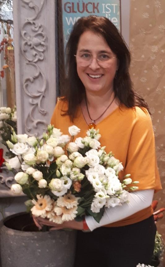Eva Münch von der WVE