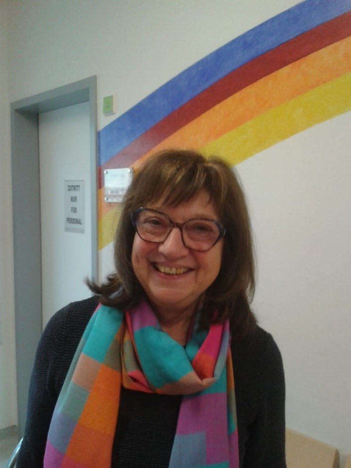 Karin Rost von der WVE