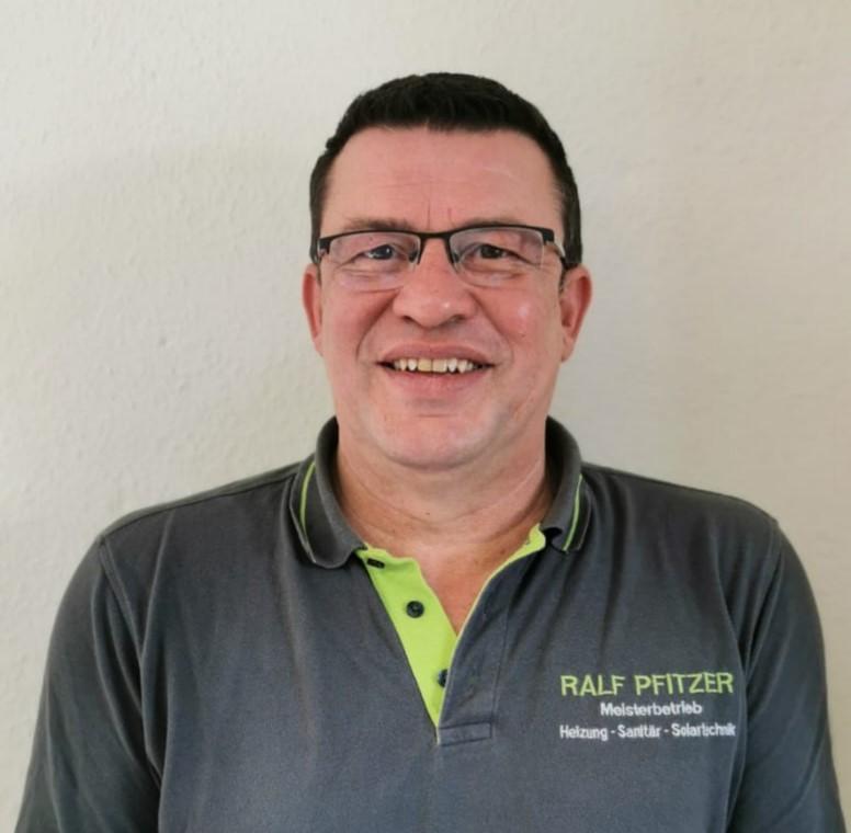 Ralf Pfitzer von der WVE