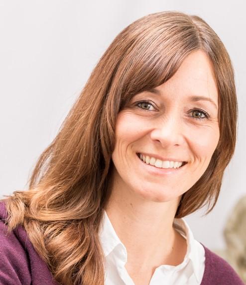 Verena Böer von der WVE