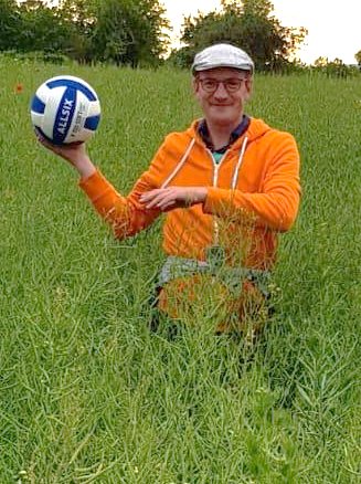 Florian Klug von der WVE